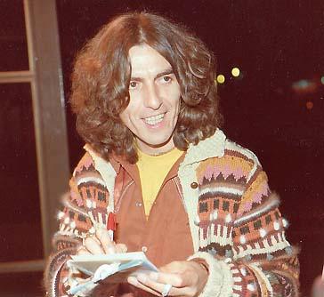 George Harrison, 1976